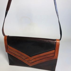Vintage Salvatore Ferragamo Cross Body Bag
